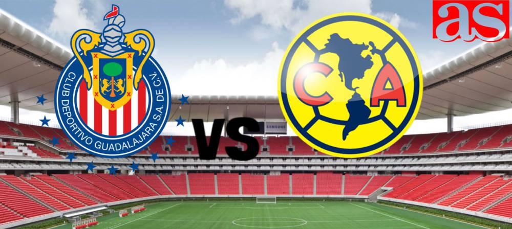 Chivas 0 - 0 América: Resumen del partido, resultado y goles - AS México