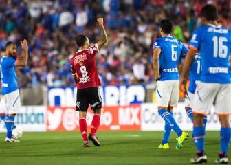 Cruz Azul cayó en la Pretemporada MX ante Xolos