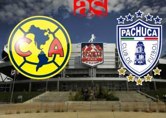 América vs Pachuca (2-0): Resumen del partido y goles