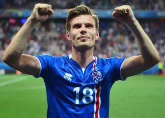 Un seleccionado islandés tiene pasado en Pumas