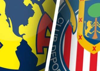 América vs Chivas (0-3): Resumenen del partido y goles