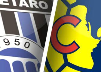Querétaro-América (1-1): Resumen del partido y goles