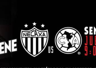 Cómo y dónde ver Necaxa vs América: semifinal ida