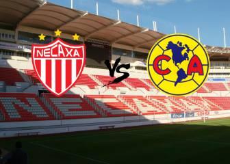 Necaxa vs América (1-1): Goles, resultado y resumen - Liga MX