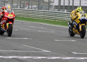 Los 10 finales más apretados de la última década de MotoGP