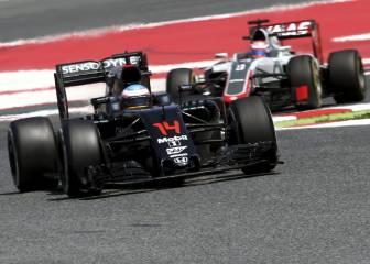 Alonso, con motor nuevo y las mejoras de Button