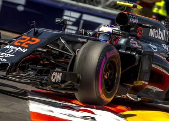 Button, Alonso y la alcantarilla: piden cúpula y que no se repita