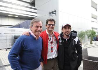 Alonso y Sainz: 'La mala suerte es un mito de unos pocos'