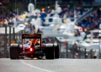 GP Mónaco 2016: Calificación en el circuito de Montecarlo