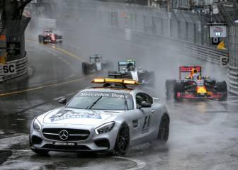 Uno por uno del GP de Mónaco