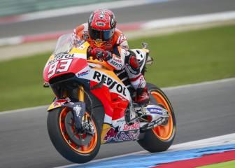 Clasificación GP Holanda 2016 MotoGP: circuito de Assen