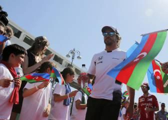 Alonso: 'Nadie está haciendo las cosas mejor que McLaren'