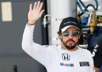 Alonso: 'En Honda sólo me falta dar puñetazos'