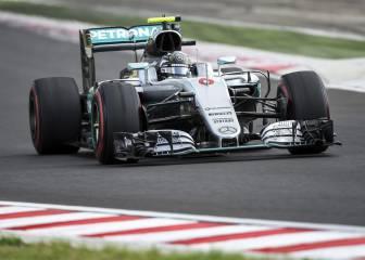 Verstappen asusta a Rosberg y Alonso sigue arriba