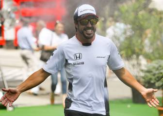 Alonso se reencuentra: 'He vuelto a mi mejor nivel'