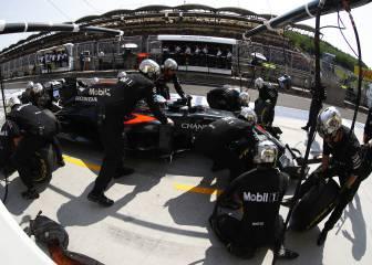 McLaren Honda: tokens antes de octubre para llegar al podio