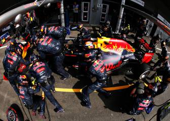 Red Bull responde a Ferrari: 'Nuestro coche es legal'