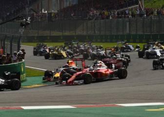 Verstappen: 'Vettel y Kimi deberían estar avergonzados'