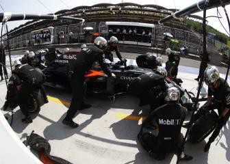 Honda avisa: 'El fin de semana en Monza será complicado'