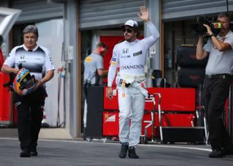 Alonso: 'Veremos velocidades muy serias en rectas de Monza'