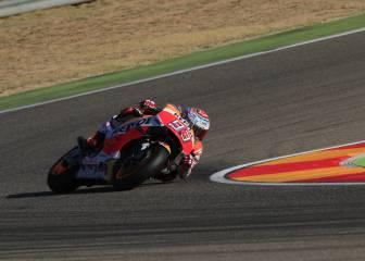 Baño de Márquez a sus rivales camino de la sexta pole