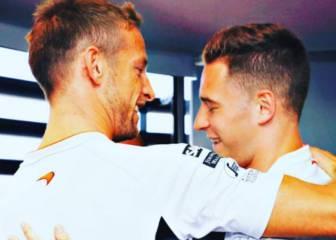 Button a Vandoorne: 'Correr en McLaren y con Alonso es difícil'