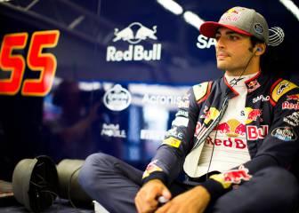 Red Bull y Toro Rosso no van a dejar que Sainz vaya a Renault