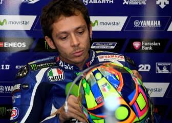 Rossi critica a Yamaha: 'Sobre el papel, la peor temporada'