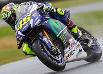 Sanción a Rossi en Australia de los 'Stewards' de MotoGP