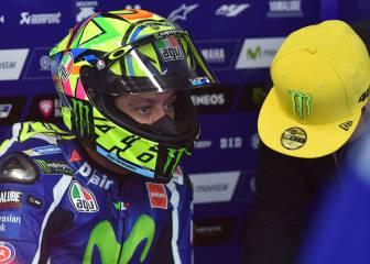 Rossi: 'No se puede rodar con estas motos a diez grados'