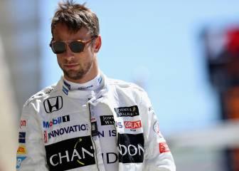 Button critica a McLaren por su táctica: 'Necesito una cerveza'