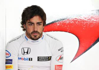 Alonso, fiel: no a Mercedes o Red Bull de seguir en el 2018