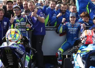 'La amistad de Rossi y Viñales como compañeros, imposible'