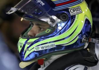 Massa: 'Alonso tiene buenos amigos entre los comisarios'