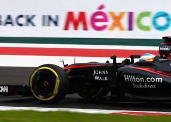 México: la prueba de fuego para el motor Honda del McLaren