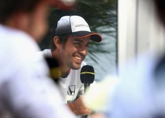 Alonso: 'Estoy pilotando tan bien como siempre, o incluso mejor'