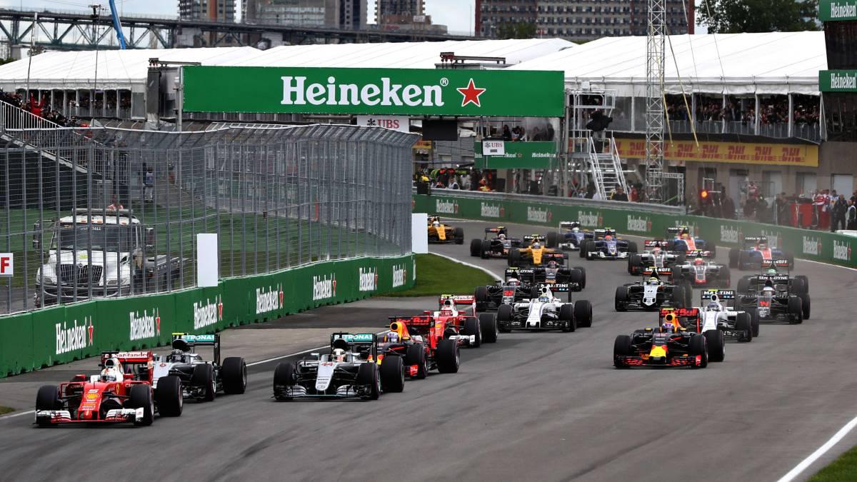 95c40457c Fichajes  así está la parrilla del Mundial de Fórmula 1 para 2017