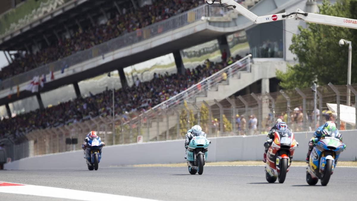 Circuito Montmelo : El circuito de montmeló renueva con motogp hasta as