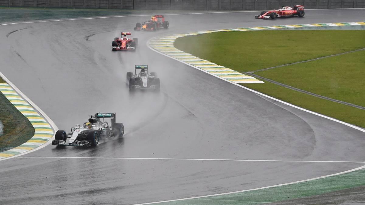 GP Brasil 2016 F1: resultado y clasificación en Interlagos - AS.com