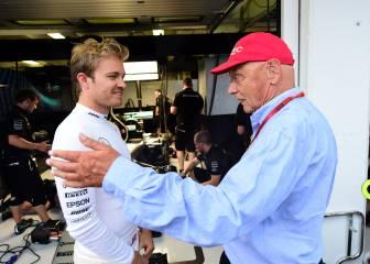 Lauda y el adiós de Rosberg: 'Ahora parecemos estúpidos'