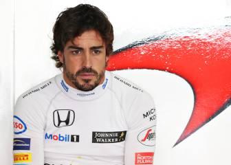 Alonso: McLaren no le deja ir y Hamilton no le quiere a su lado
