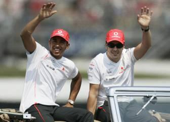 Los británicos eligen a Alonso