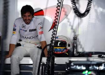Mercedes le pide a Alonso que llegue libre desde McLaren