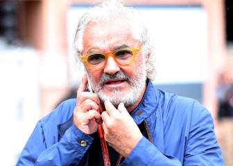 Briatore: 'Alonso no estará en Mercedes en 2017'