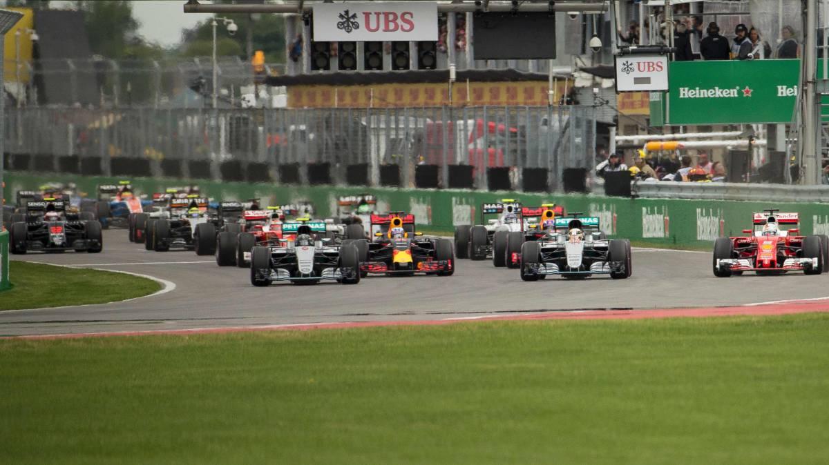 Resultado de imagen para pilotos f1 2017