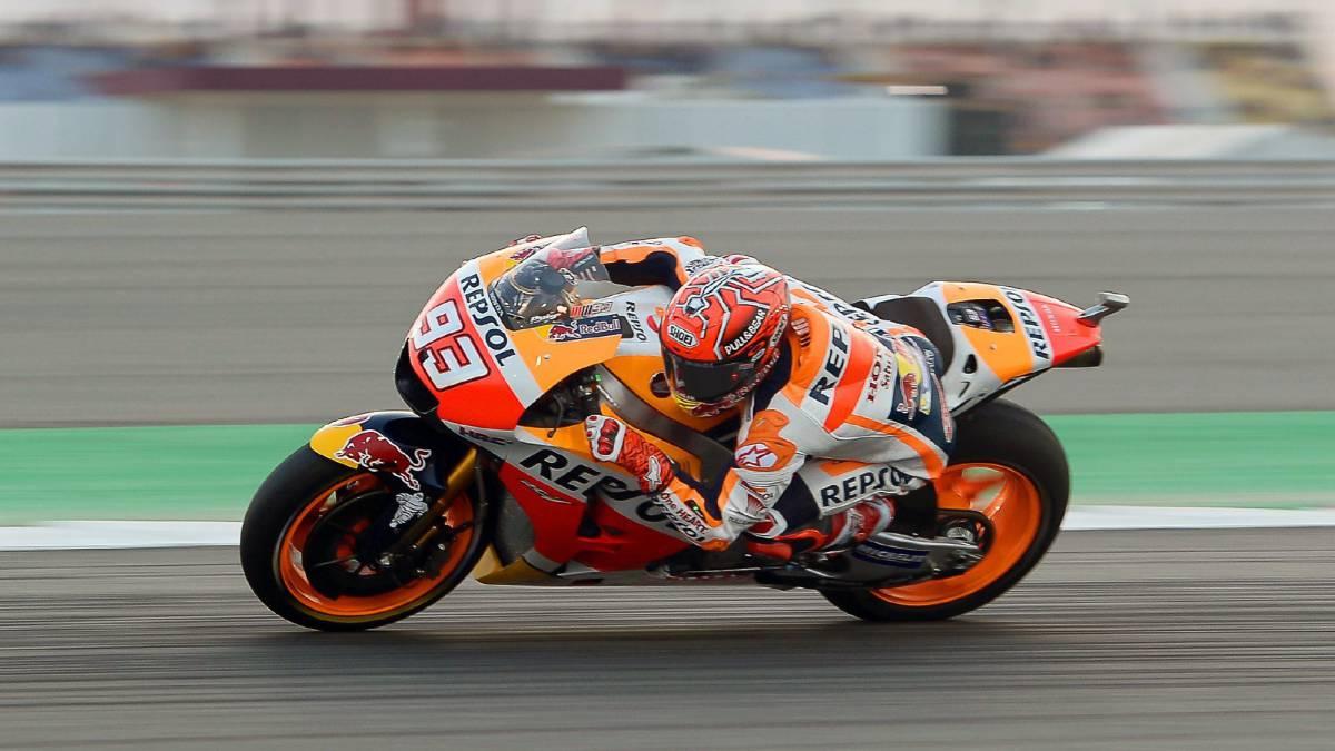 GP de Qatar MotoGP en directo online: circuito de Losail - AS.com