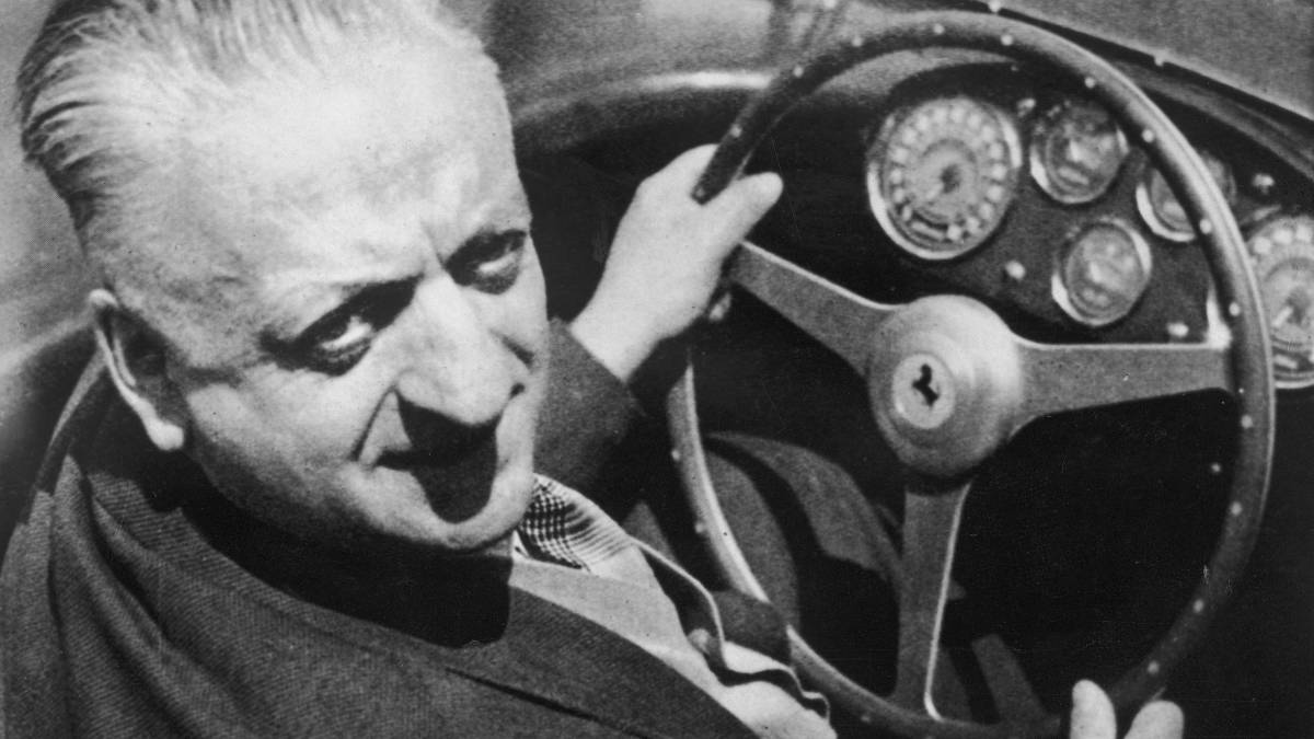 Una banda de traficantes quería robar el cuerpo de Enzo Ferrari - AS.com