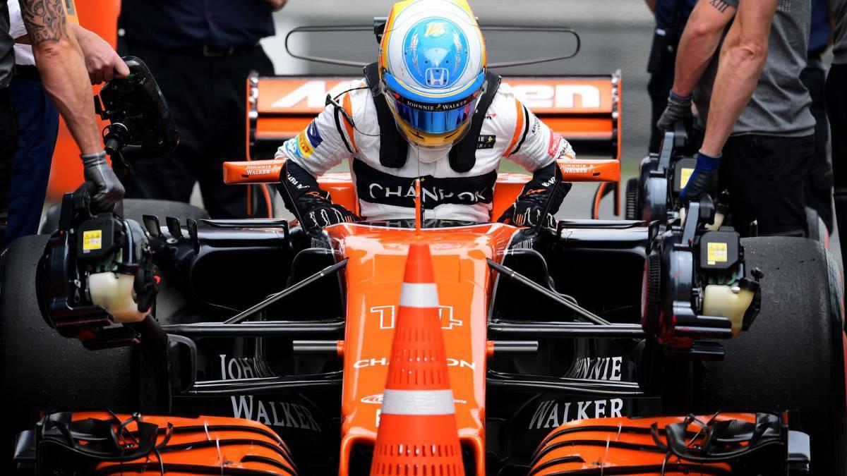 Resultado de imagen de McLaren honda fernando