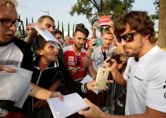 El plan de Fernando Alonso hasta las Indy 500