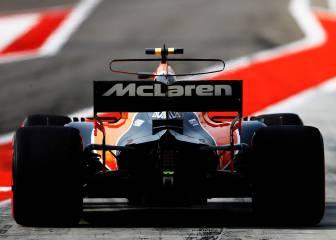 Honda actualiza su motor para hacer más fiable a McLaren